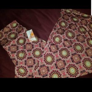Honey and lace 3x Pacific palazzo pants